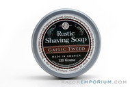 WSP Rustic Shaving Soap - Gaelic Tweed