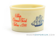 1964-78 Old Spice Shaving Mug Ship Grand Turk Salem 1786