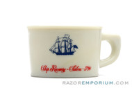 1978 - 80's Old Spice Shaving Mug - Ship Grand Turk Salem 1786