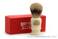 Simpsons Special Best Badger Shave Brush