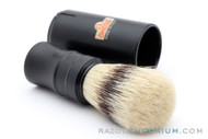 Omega Travel 50014 Boar Shaving Brush