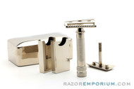 1960's Hoffritz Slant DE Safety Razor Set