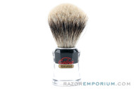 Semogue 730 HD Badger Brush in Acrylic Handle