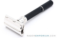 Gillette Super Adjustable 109 TTO Long Handle DE Razor - Mirror-Finish | Made to Order