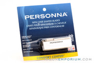 Personna Stainless Steel Injector Blades - No Key