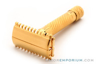 1934 Gillette Aristocrat Open Comb Safety Razor Revamp