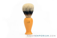 Vintage Dunhill Shave Brush Super Fine Luxury Badger Revamp