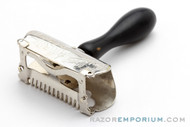 "1900's The ""Griffon"" Awlrite Safety Razor Lather Catcher Safety Razor"