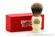 Simpsons Special Pure Badger Shave Brush