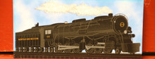 N&W Class A 1218 Engine by Cat's Meow