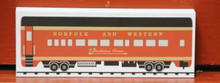 N&W Powhatan Arrow Passenger Car by Cat's Meow
