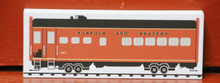 N&W Dining Car by Cat's Meow