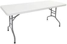 Plastic Folding Table 1800mm x 750mm