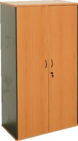 Rapid Worker Lockable Stationery Storage Cupboard