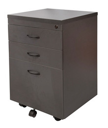 Rapid Worker All Ironstone Mobile Pedestal - 3 Drawer