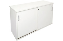 Rapid Span White Credenza Buffet 1200mm Wide
