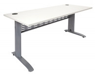 Rapid Span White Desk 1200mm x 700mm
