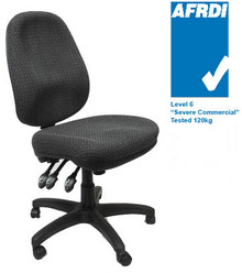 Rapidline PO500 High Back Fully Ergonomic Office Chair