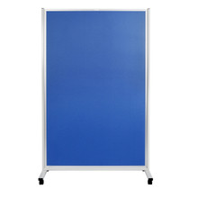 Esselte Mobile Display Panels Double Sided 180cm x 120cm Blue