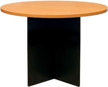Oxley Round Meeting Table 900Mm Diameter
