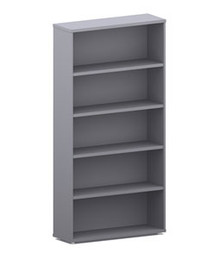 Accent Bookcase 4 Shelves 1800 High X 900 Wide X 300Mm Deep