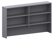 Accent Hutch 1200 Wide X 1075 High X 300Mm Deep Grey