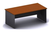 Accent Rectangular Desk 1500 Wide X 750 Deep X 725Mm High
