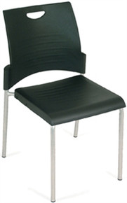 Pronto Visitor Chair - 4 Leg   ** Minimum Order - 8 Chairs