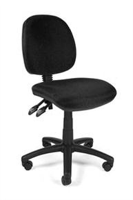Value Office Chair - No Arms
