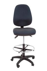 Rapidline Drafting Chair EC070CH Fully Ergonomic High Back