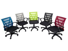 Rapidline Vienna Mesh Back Office Chair