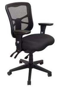 RAPIDLINE DAM FULLY ERGONOMIC MESH BACK OFFICE CHAIR