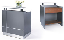 Oslo Reception Desk - 880mm wide
