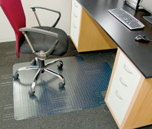 Anchormat Heavy Duty Chair Mat - Large