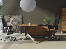 Novara Executive Desk with Return