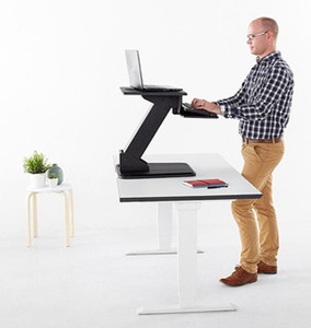 Quickshift in the standing position