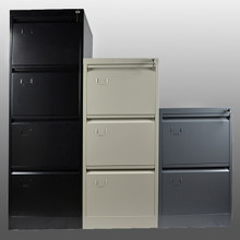 OFD Value 3 Drawer Filing Cabinet