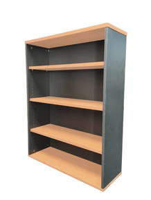 Rapid Worker Bookcase - 1200mm High