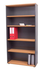 Rapid Worker Bookcase - 1800mm High