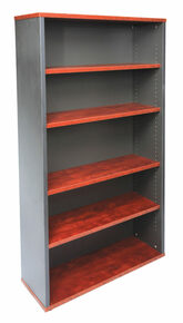 Rapid Manager Bookcase - 1800mm High