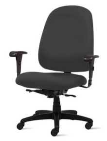 DURO ULTRA HEAVY DUTY BARIATRIC CHAIR  WITH ADJUSTABLE ARMS