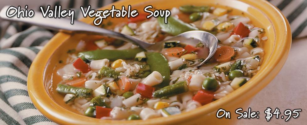 Ohio Valley Vegetable Soup