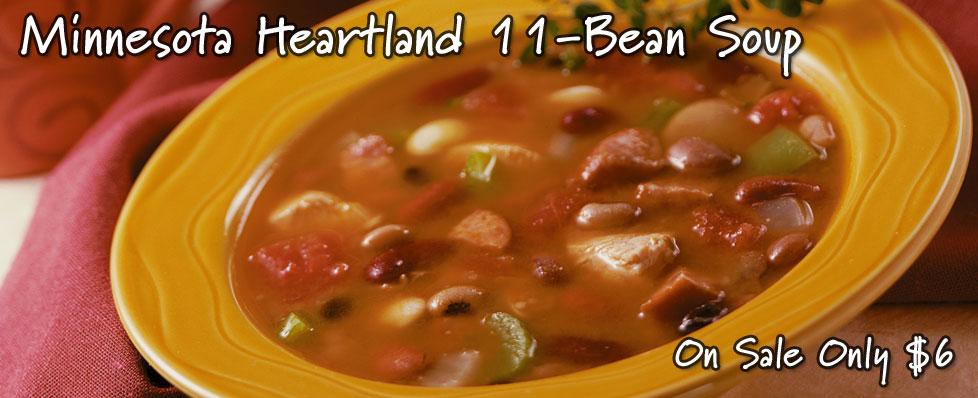 Minnesota Heartland 11-Bean Soup