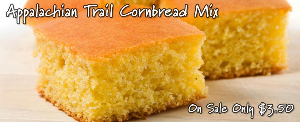 Appalachian Trail Cornbread Mix