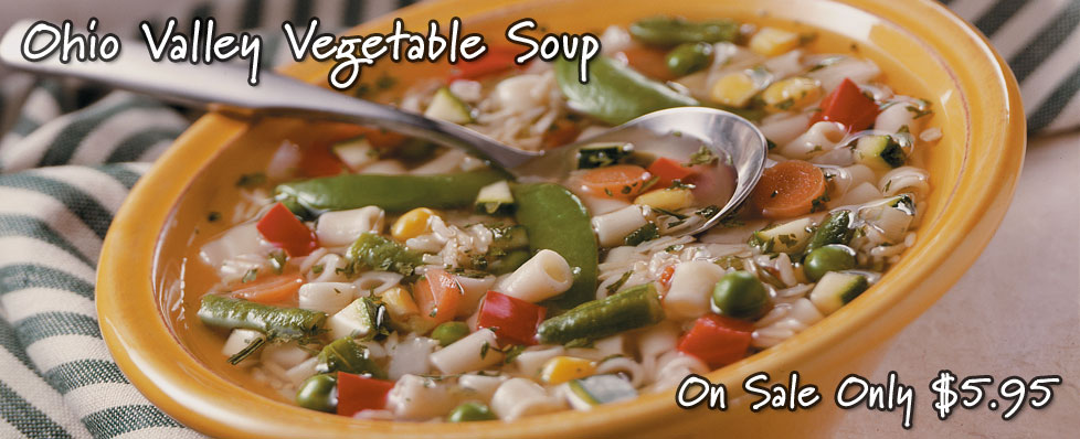 Ohio Valley Vegetable Soup