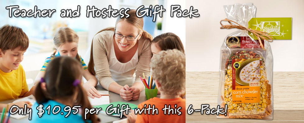 Teacher and Hostess Gift Pack