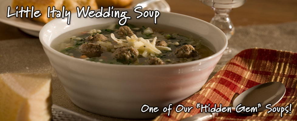 Little Italy Wedding Soup