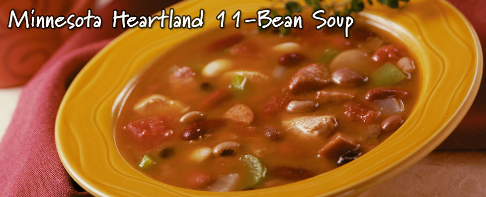Minnesota Heartland 11-Bean Soup