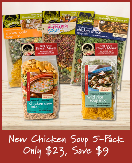 Chicken Soup 5-Pack