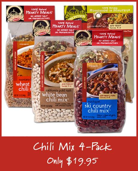 Chili Mix 4-Pack